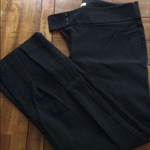 LOFT bootcut dress pants, size 14